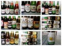 Sticle de vin foarte vechi perioada 1950-1980