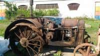 tractor de colectie