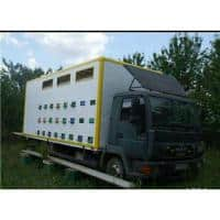 Camion apicol omologat RAR