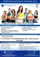 MANAGEMENT - Cursuri universitare 3 ani (1300lei/an)
