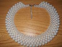 Vând colier hand made unicat