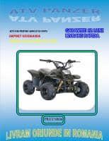 Atv Bashan Panzer125cmc+Casca Bonus
