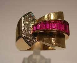 bijuterii din aur vechi