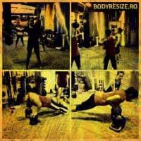 Program revolutionar de transformare corporala 56 de zile!
