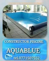 Construcții Piscine - AQUABLUE