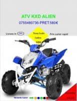 Atv-uri Noi Alien1 Motor's 125cc Yamaha