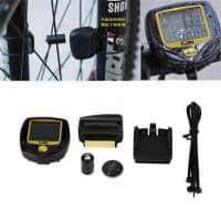 Kilometraj wireless vitezometru ciclocomputer fara fir bicicleta bike