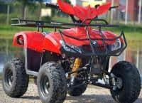 Atv Honda  2w4 Alien125cmc(Bonus-Casca)