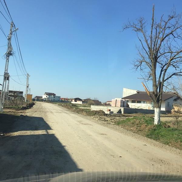 Intravilan teren casa de la proprietar Comuna Berceni