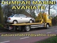 Cumpar masini avariate,defecte,daune totale,epave