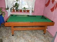 Lugoj,Vand masa de biliard Pool 7' noua,1250 lei