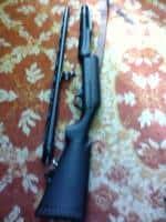 Vand arma vanatoare Beneli cu pompa
