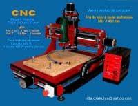 CNC Masina de gravat sau frezat