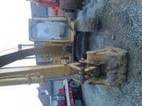 escavator cat
