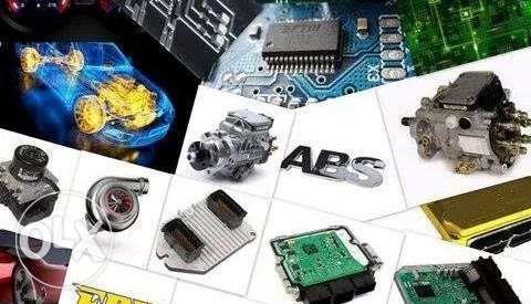 Reparatii calculatoare auto ecu abs PCM EDC  DSC clima confort cutie autmata injectie