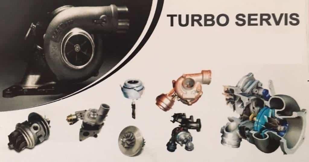 Reparatii turbine - Kituri de reparatie turbo - Turbosuflante