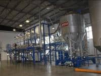 Complex la cheie pentru presare si filtrare a uleiului vegetal