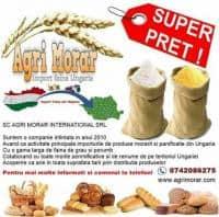 Import faina Ungaria