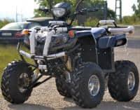 Atv Vyctorios FX Hummer Nytro->Quad