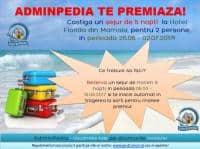 Sejur gratuit la mare prin Adminpedia vezi detalii