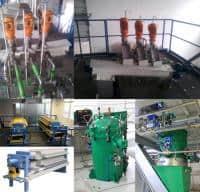 Sistem complex la cheie pentru filtrare a uleiului vegetal