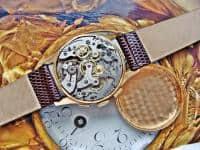 ceas aur 18k cronograf