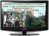 Reparatii Tv color la domiciliu