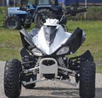 Model:Speedy-Raptor125cc Atv Garantie-12L
