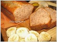 Paine cu banane - Retete Gourmandine