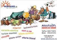 Transport persoane international Romania - Anglia si retur.