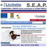 Suport inregistrare SEAP (cont+obtinere certificat e-licitatie)