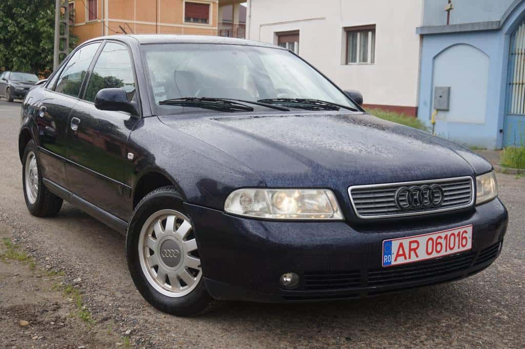 audi a4 1 9 tdi an 1999 mica publicitate. Black Bedroom Furniture Sets. Home Design Ideas
