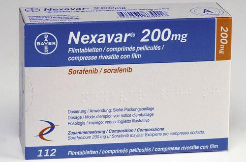 Achizitionez Nexavar sigilat/desfacut 0760179538