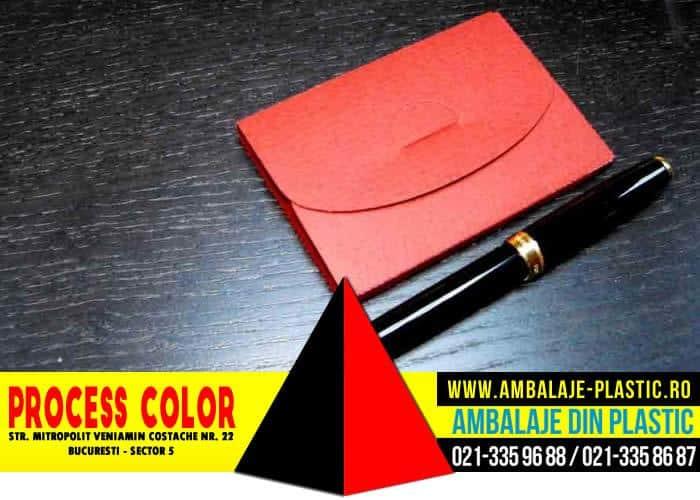 Cutii carton carti de vizita Process Color