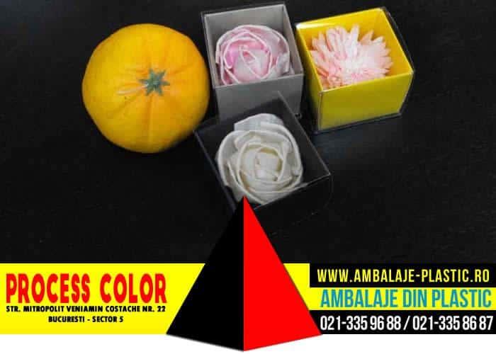 Cutiute din carton pentru marturii de nunta Process Color