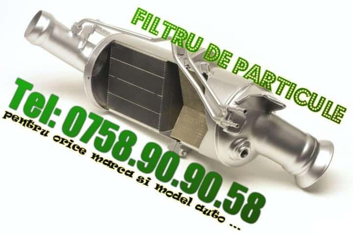Dezactivare Filtru Particule IASI - 0758.90.90.58 -