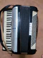 Acordeon Hohner Tango 3 MS 120 basi