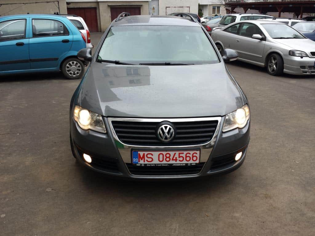 VW Passat 1.9TDI 105Cp, din 2007 Euro4, Recent adusa!!!