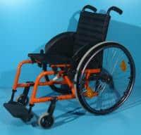 Scaun cu rotile activ handicap Meyra /  41 cm
