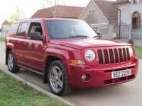 Jeep Patriot Limited, 2.0 CRD (Diesel), an 2008