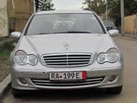 Mercedes C220, 2.2 CDI Diesel, an 2006