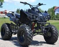 ATV KXD MEGAWarrior 125cc Import Germania, Casc Bonus