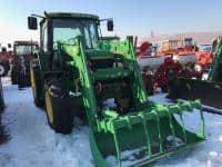 De vanzare tractor  John Deere  6100,