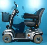 Scuter electric handicap second hand Invacare Leo
