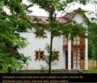 Vila cu aer castelan langa Campina