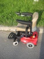Vand carucior electric handicap