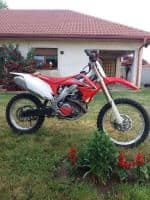 Enduro / Cross Honda CRF 450 R, 450 CC, an 2012