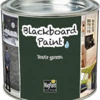 Vopsea blackboard pentru scris cu creta  Blackboard Paint MagPaint