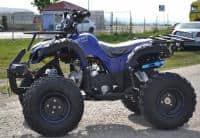 ATV KXD R8 TORONTO 125cc,  Import Germania