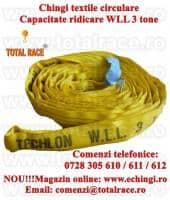 Sufe textile circulare 3 tone 5 metri
